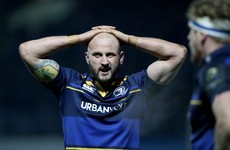 Leinster lock Triggs cited, joins Frans Steyn at disciplinary hearing tomorrow