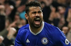 Back in the good books? Costa trains with full squad after reported Conte bust-up