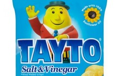 Salt and vinegar is the worst crisp flavour, and there's no two ways about it