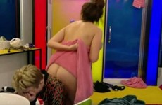 Jedward's John was basically sexually assaulted on CBB last night... it's The Dredge