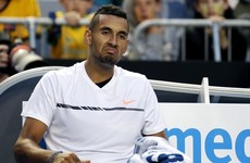 Kyrgios booed off court following controversial early exit at Australian Open