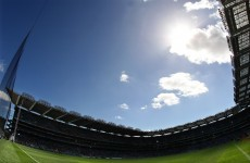 Croke Park first stadium to be awarded certificate for sustainability