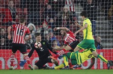 Shane Long's stoppage-time winner sends Southampton through to face Arsenal