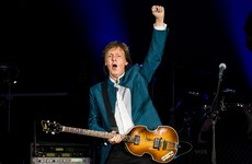 Paul McCartney is suing Sony to get the rights to Beatles songs back