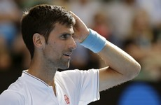 Novak Djokovic dumped out of Australian Open by world number 117