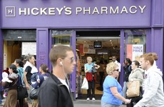 Hickey's pharmacy chain coining it in as profits jump above €4m