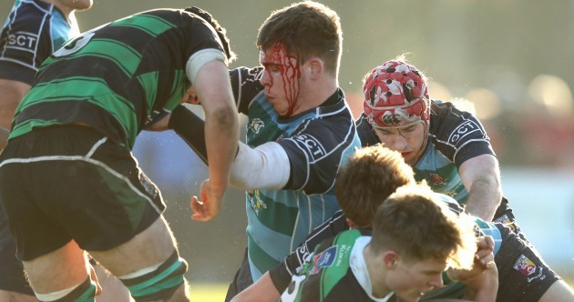 Bandon score 3 late tries to snatch Senior Cup thriller against Castletroy