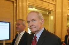 Martin McGuinness is stepping away from politics and will not seek re-election