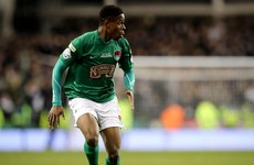Huge coup for Limerick as they land highly-rated winger Chiedozie Ogbene from Cork City