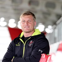 Ulster's South African lock completes move to Cardiff