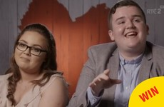 Everyone fell in love with Paddy and Lauren on First Dates Ireland tonight