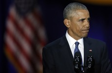 Obama cuts the sentences of 330 drug crime inmates on his last day as President