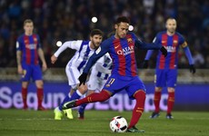 Barcelona end decade-long drought by winning at Real Sociedad