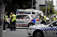Four killed and 20 more injured after car drives into pedestrians in Melbourne