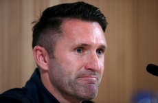 Preston boss plays it cool when asked about signing Robbie Keane