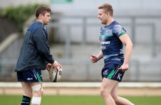 Boost for Connacht's European hopes as Carty fit to start at out-half
