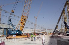 British man dies while working on World Cup stadium in Qatar