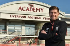 Steven Gerrard returns to Liverpool after landing academy coaching role