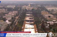 Obama definitely beat Trump in the battle of the crowd sizes