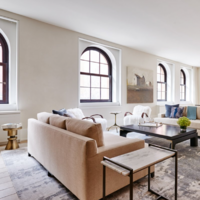 Inside the 'paparazzi-proof' New York building where penthouses are selling for �50.5 million