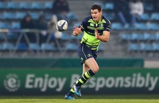 Calf injury forces Johnny Sexton off just 22 minutes into Leinster's trip to Castres
