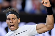 Nadal fights back to down Zverev in five sets