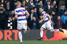 Ryan Manning's star continues to rise with his first goal for QPR