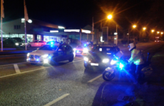 Gardaí arrest drink driver, stop four speeding cars and seize six others