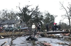 Mississippi tornado kills 4 and flattens homes overnight