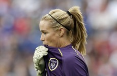 Irish goalkeeper Emma Byrne finds new club after departing Arsenal
