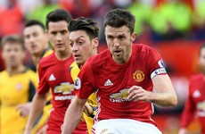 Not the same without you! Carrick absence makes Man Utd weaker