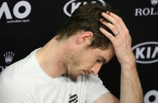 Andy Murray laments missed opportunities after shock exit