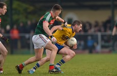 Andy Moran nets twice in injury time as Mayo defeat Roscommon