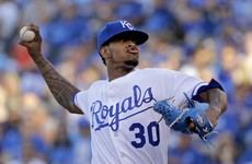 Kansas City Royals confirm death of 25-year-old World Series winner Ventura