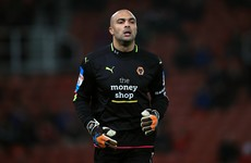 Wolves goalkeeper accuses Wes Hoolahan of 'blatantly' diving in Twitter rant