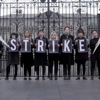 Activists threaten strike action if there's no abortion referendum by 8 March