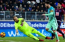 Messi on target in comfortable Barca win but Busquets adds to injury woes