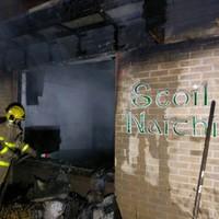 Fire Brigade battles blaze at Dublin primary school