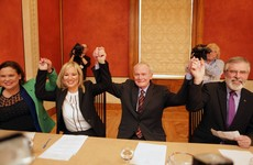 Michelle O'Neill named as the new leader of Sinn Féin in Northern Ireland