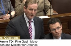 As it happened: Enda Kenny asked 'are we wide open to terrorists?
