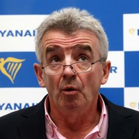'I intend to say well done to our social media team and give them a raise' - Michael O'Leary