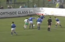 Footage has surfaced of Cork City being gifted a goal by some dodgy Sam Allardyce defending