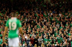 Want a ticket for Ireland v Wales? Call in some favours because it's sold out