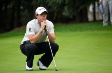 McIlroy plays it safe on Olympic allegiances