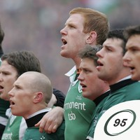 Shoulder to shoulder: why Ireland's Call became the anthem for rugby's new era