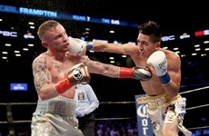 Santa Cruz believes Frampton's vocal fans may have cost him his world title