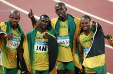 Bolt stripped of 2008 Olympic relay gold after Jamaica team-mate tests positive