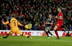 Shane Long hits late winner as Liverpool crash out of EFL Cup