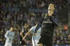 Real Madrid eliminated from Copa del Rey despite stunning Ronaldo free kick