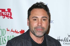 Boxing legend De la Hoya arrested on suspicion of drunk driving